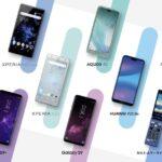 auが、2018年夏モデル、Xperia XZ2 Premium、GalaxyS9+、Huawei P20 liteなど7機種発表。価格など。5月18日から順次発売