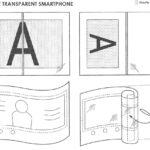 次世代Xperiaは折りたたみ、透過型ディスプレイ?特許申請内容から