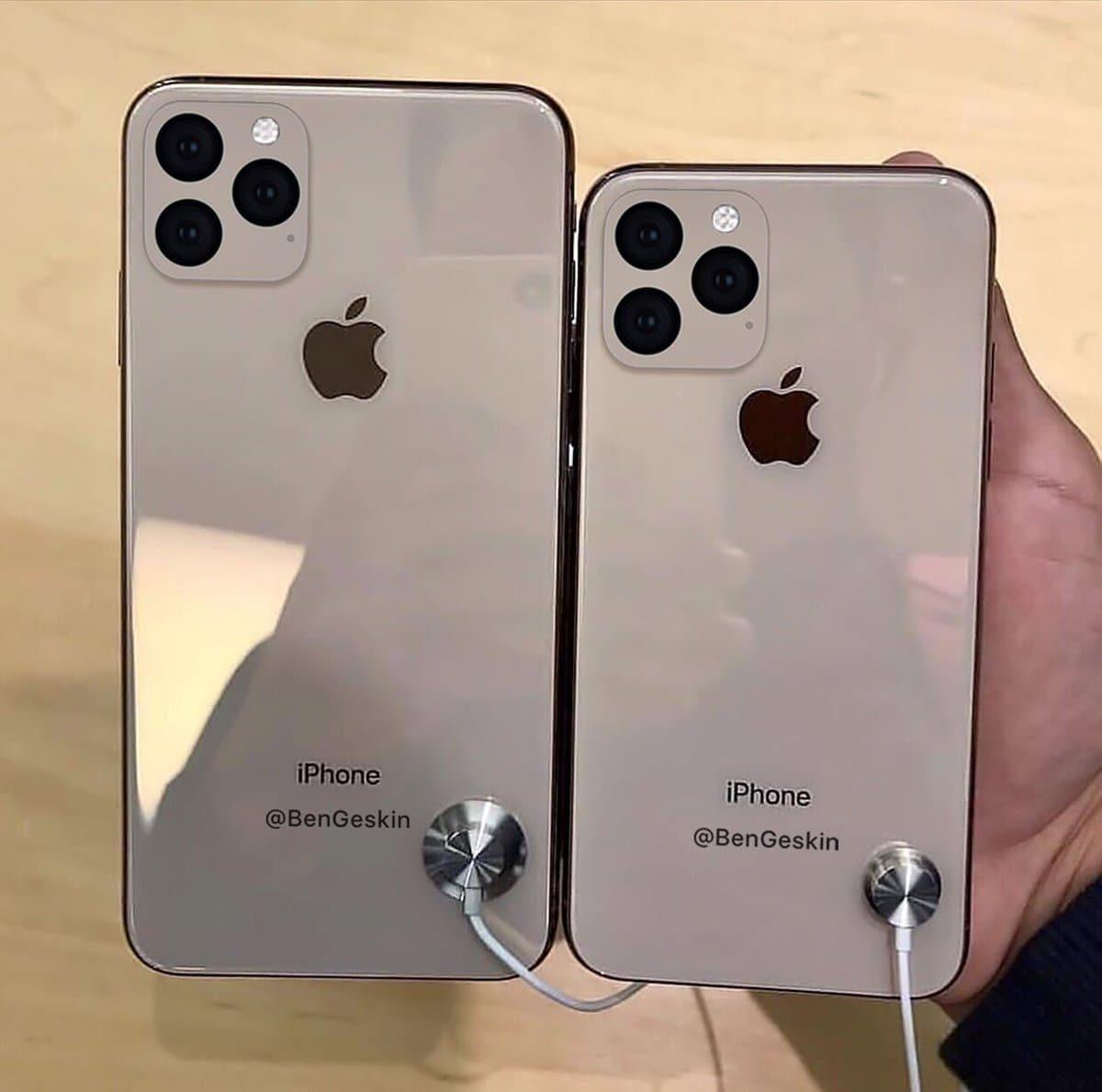 iPhone11モックアップ