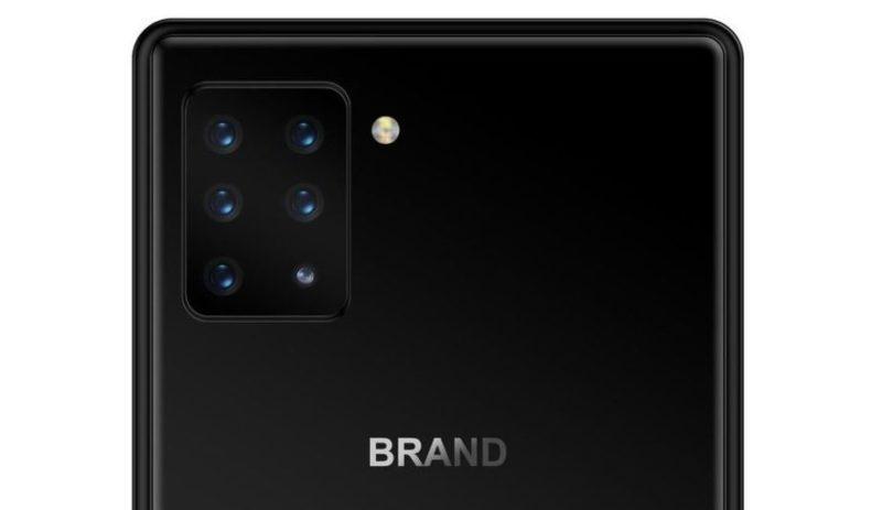 Xperia 6レンズカメラ