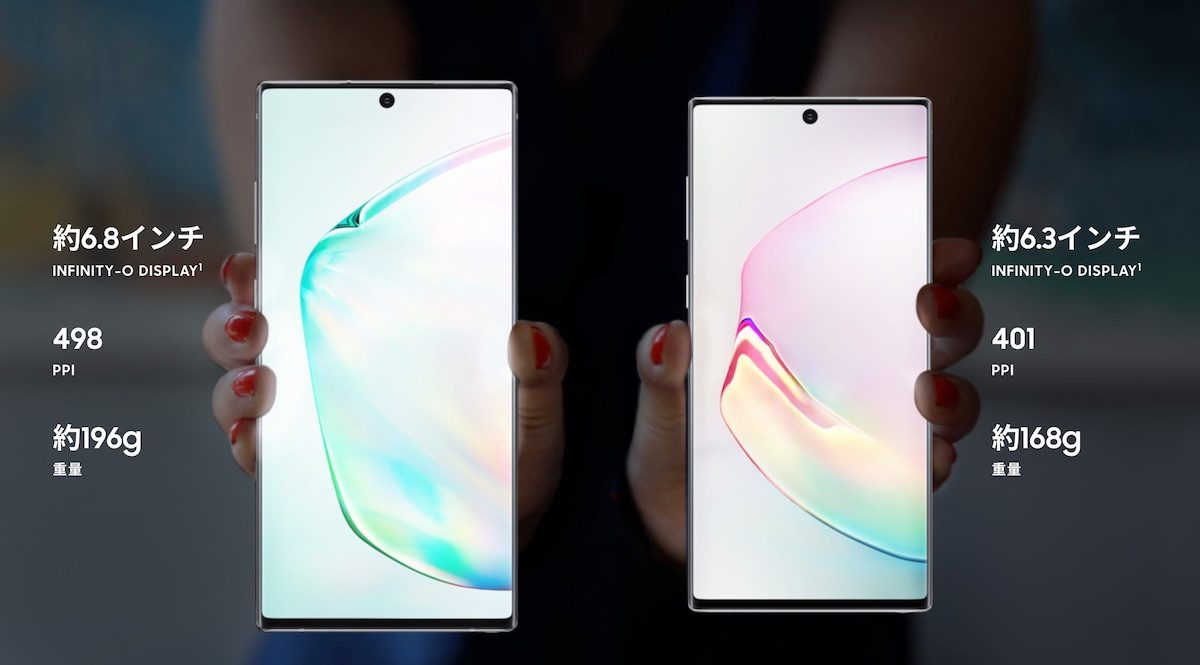 Galaxy Note10/ Note 10+