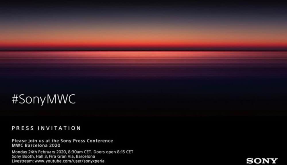 MWC2020-Sony