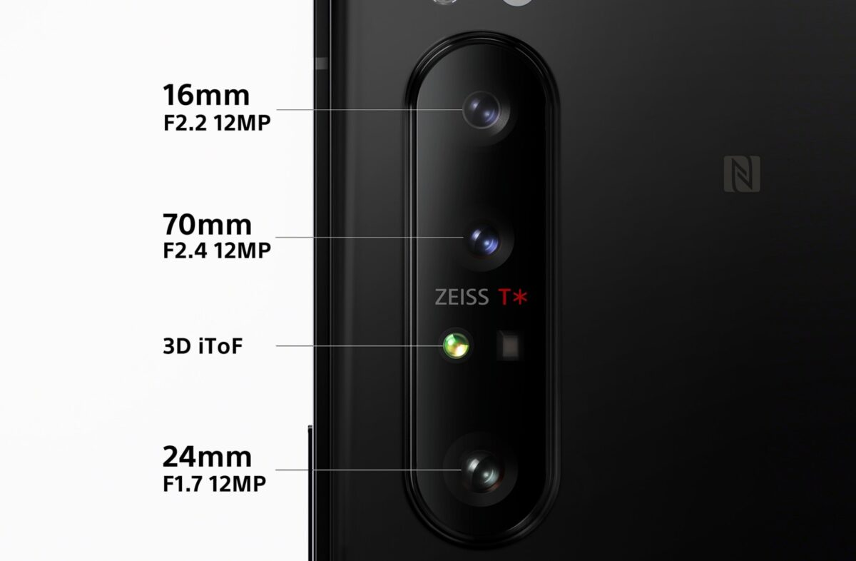 Xperia 1Ⅱ カメラ