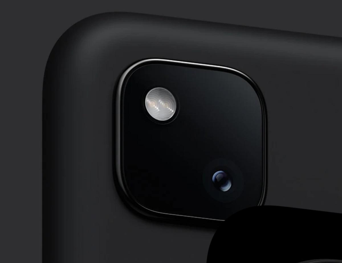 Pixel 4aカメラ
