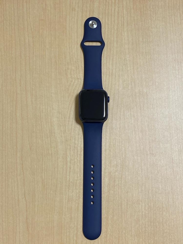 Apple Watch 6とバンド