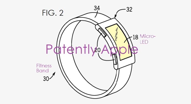 Apple バンド 特許