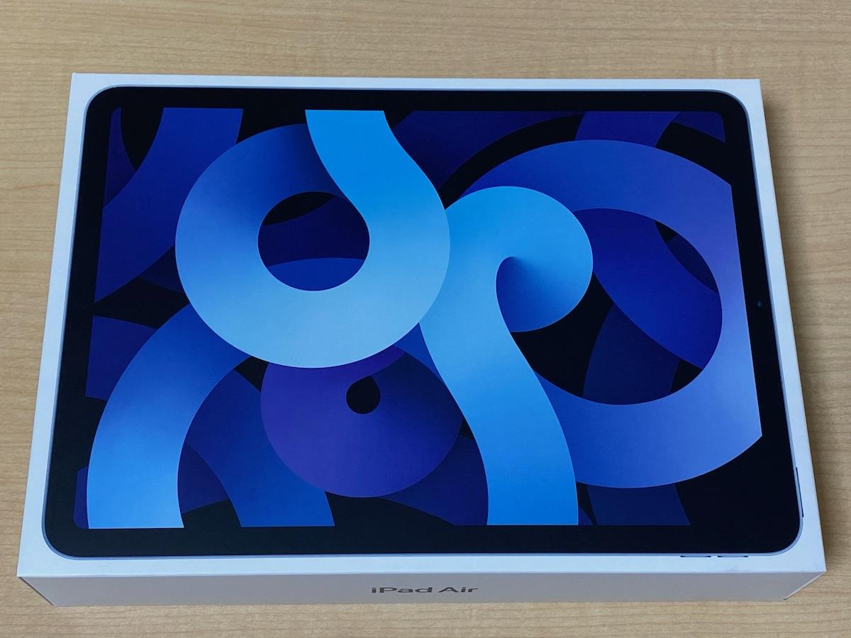 iPad Air4外箱