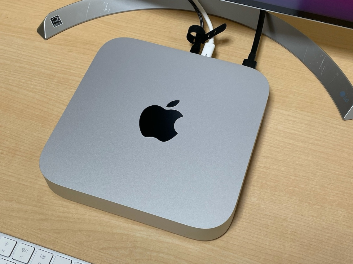 Mac mini本体