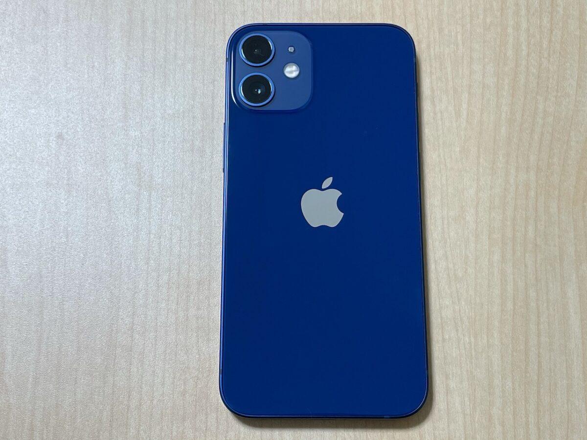 iPhone 12 mini、本体