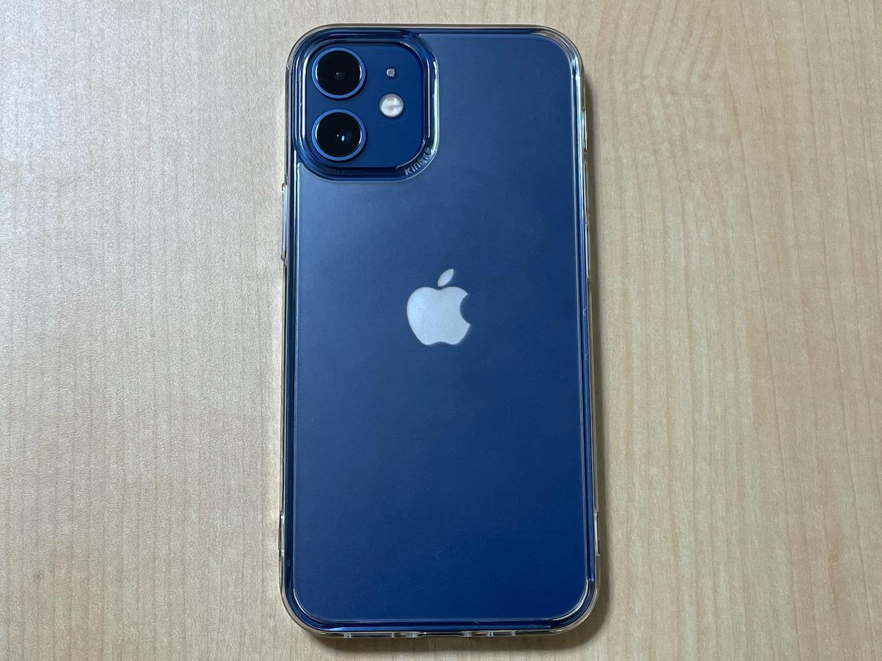 【Ringke】iPhone 12 mini ケース マット