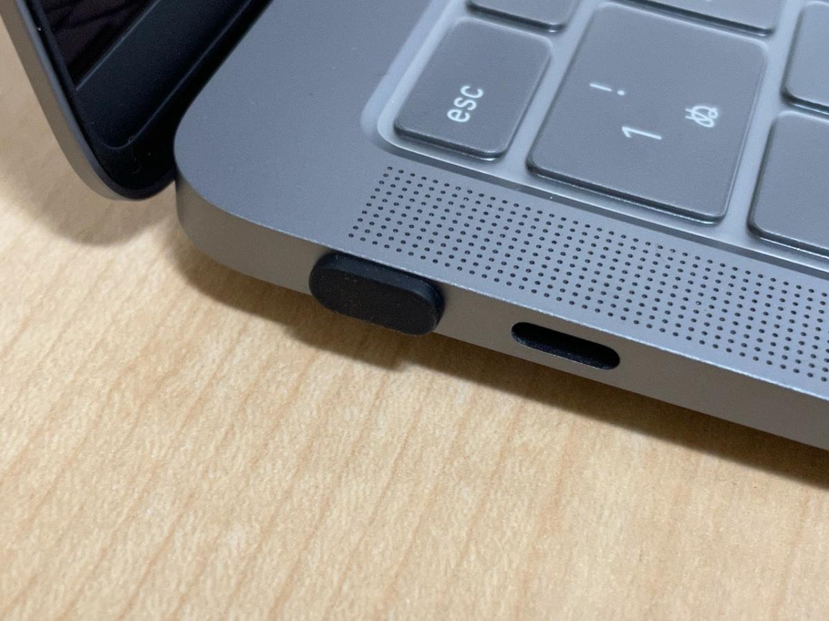 USB-Cコネクタカバー