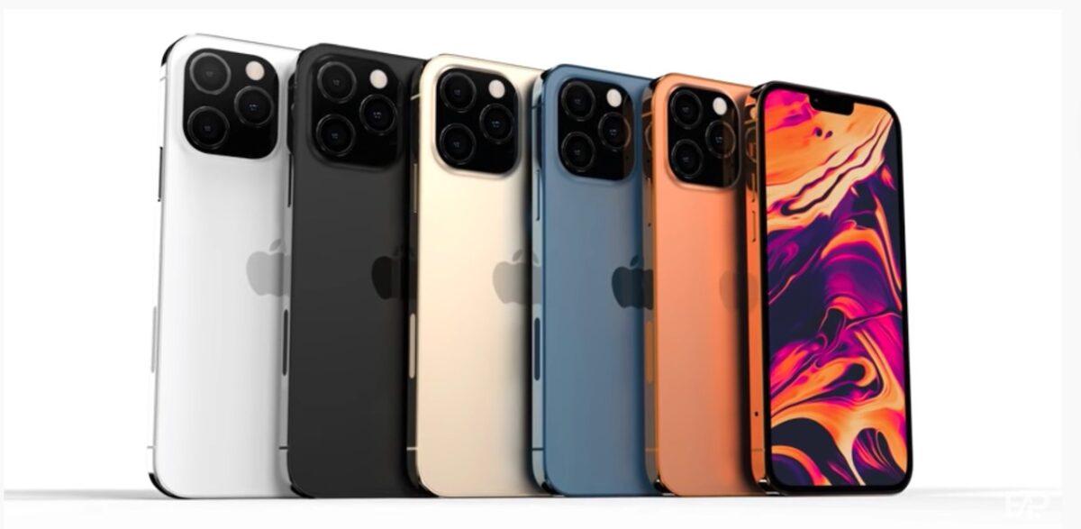 iPhone 13 Proに新色?