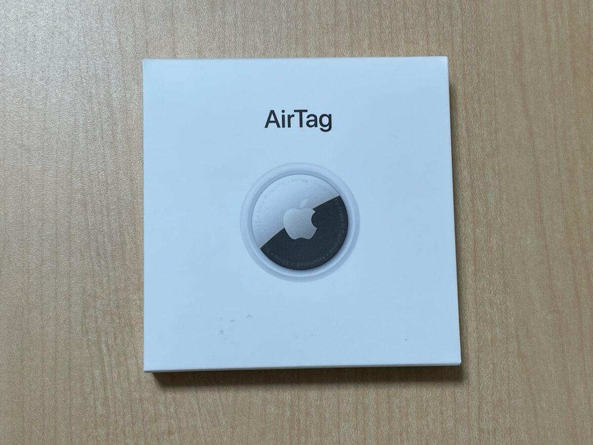 AirTag外箱
