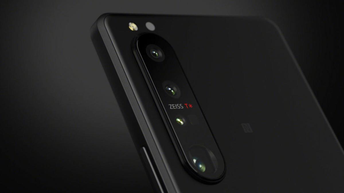 Xperia 1Ⅲカメラ