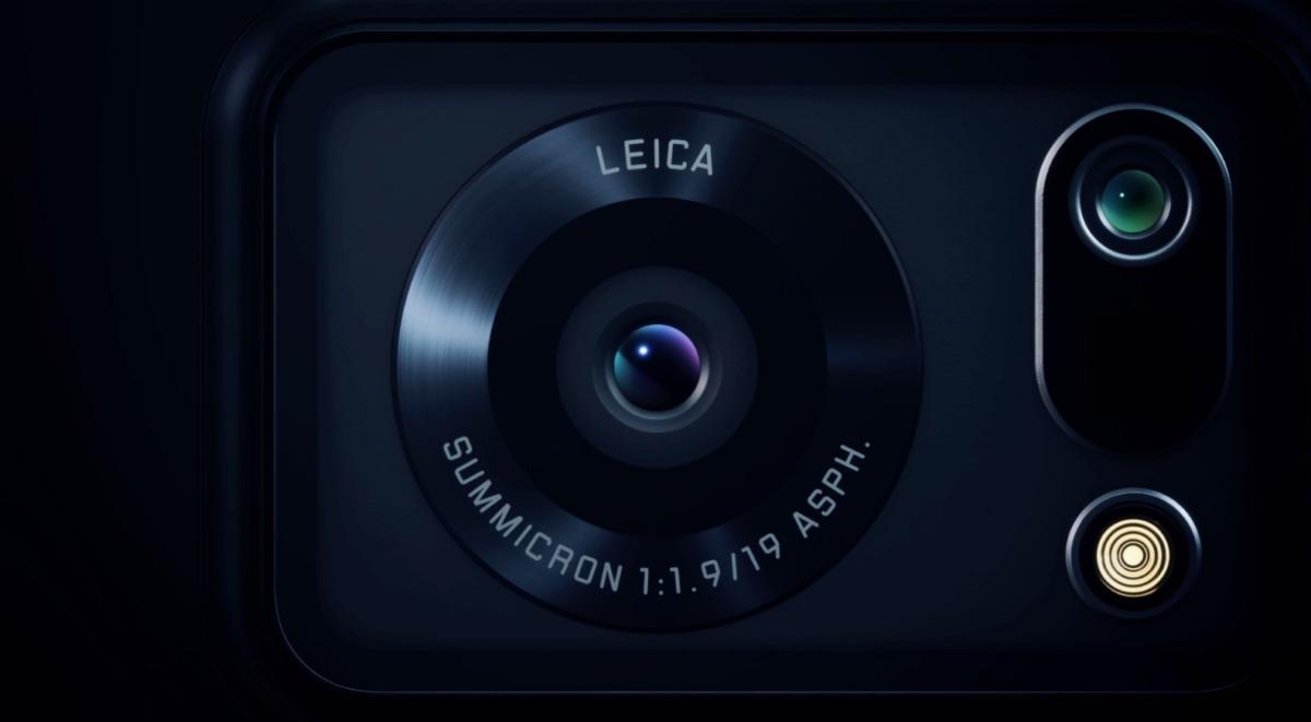 AQUOS R6カメラ
