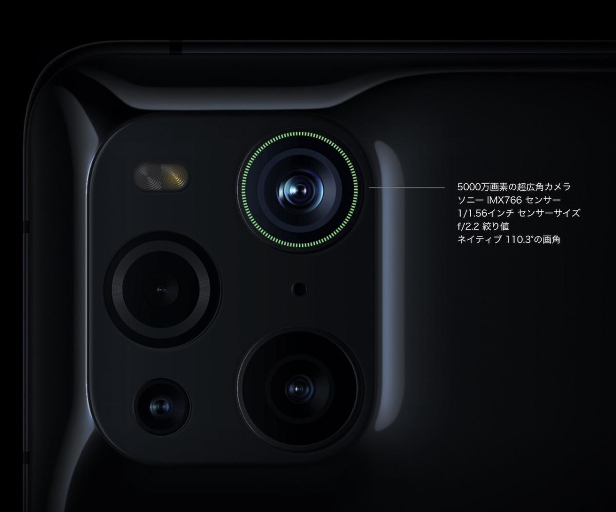 クアッドカメラ