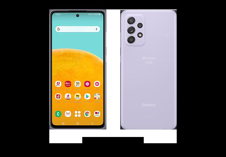 Galaxy A52 5G SC-53B