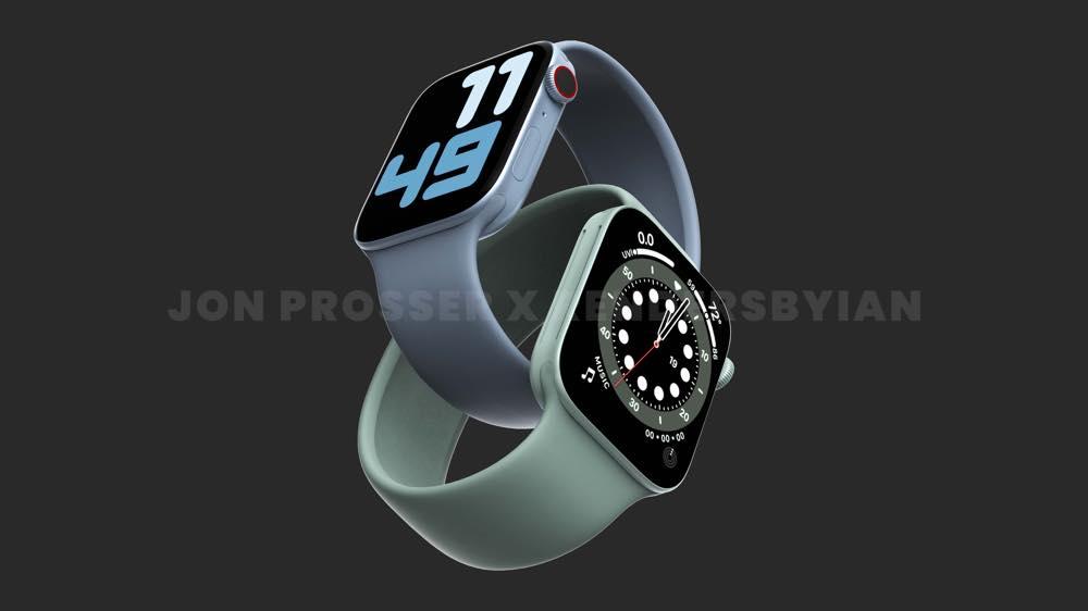「Apple Watch 7」