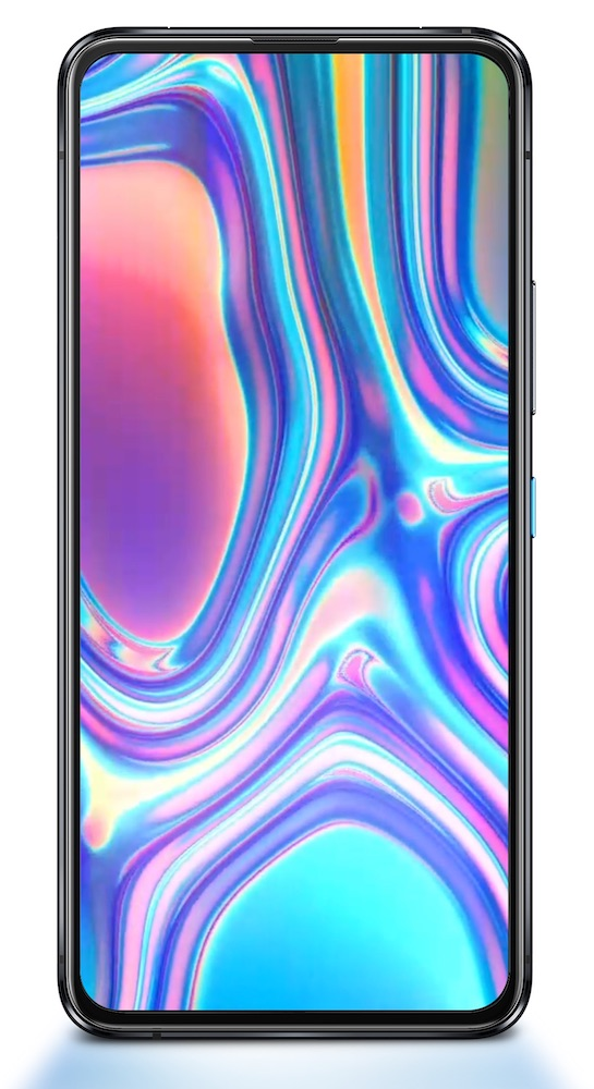 Zenfone 8 Flipのディスプレイ