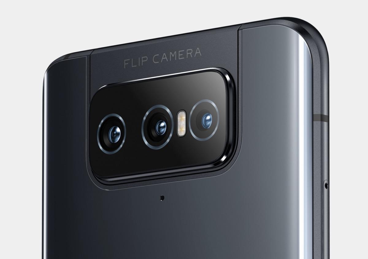 Zenfone 8 Flip。カメラ