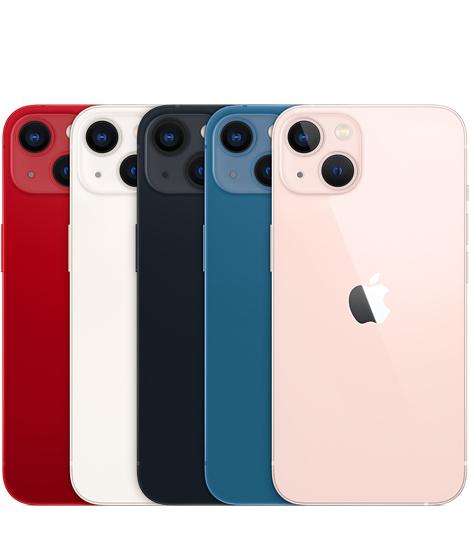 iPhone 13のカラー