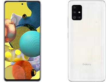 Galaxy A51 5G SCG07